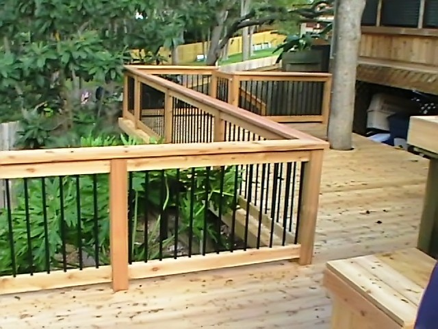 Build All Lumber Installed Services Decking